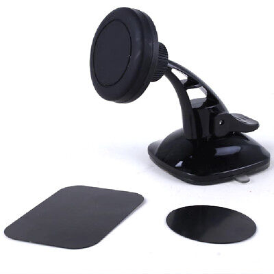 360˚ Rotation Magnetic Car Suction Cup Mount Holder For Phones GPS i phone 7 8