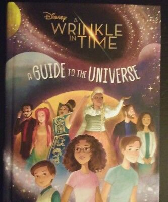 A Wrinkle in Time  A Guide to the Universe 2018 Hardcover