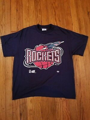 Vintage 1994  NBA Houston Rockets Shirt Size Large