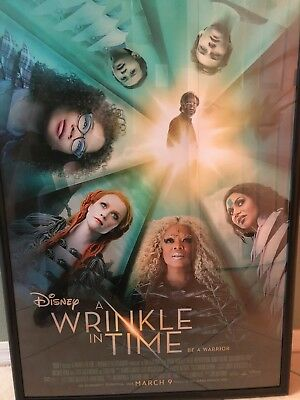 A Wrinkle in Time Mint Original DS 27x40 Movie Poster