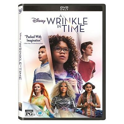 A Wrinkle In Time DVD 2018 Free Fast Shipping