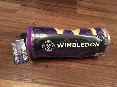 Wimbledon 2017 Championship Mens Christy Towel brand new in bag with tags