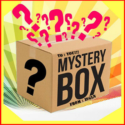 Mysteries Box Christmas in July