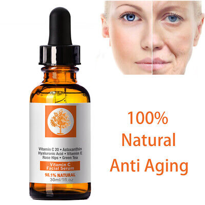 Advanced Vitamin C20 Serum Vitamin C Serum For Your Face 1oz -Free Shipping