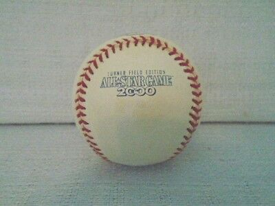 Rawlings 2000 Official MLB All Star Game Baseball Turner Field Edition Sealed