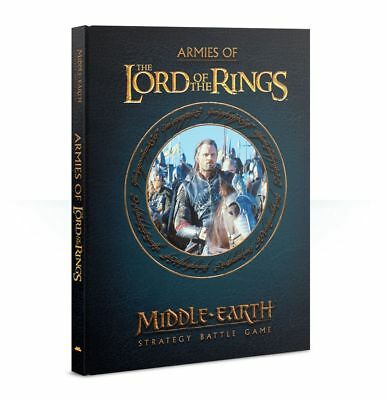 Armies of the Lord of the Rings Sourcebook Middle Earth Strategy Battle Game NEW