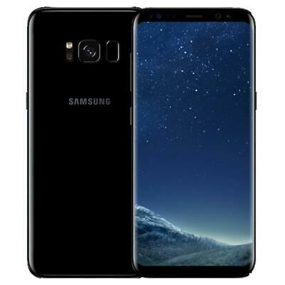 Samsung Galaxy S8 G950U 64GB - Factory Unlocked Verizon AT-T T-Mobile Black