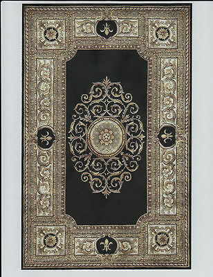 112 Scale Dollhouse Area Rug 0001139 - approximately 6 78 x 10 12