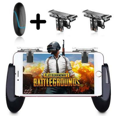 Game Gamepad Trigger Controller L1R1 Shooter For PUPG Fortnite Mobile Accessory