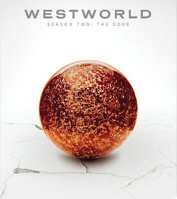 WESTWORLD SEASON 2 2018 Blu-Ray Discs Only - Ships 1203