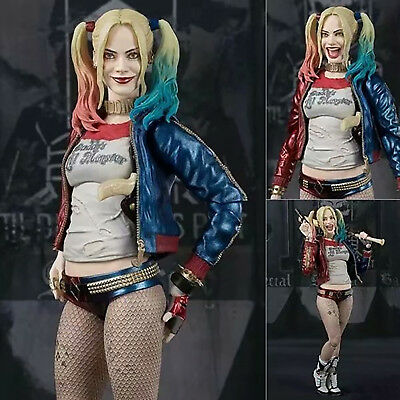 6 Suicide Squad Harley Quinn PVC Action Figure Collection PVC Model New In Box