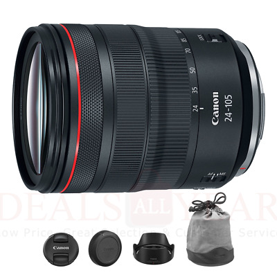 Canon RF 24-105mm f4L IS USM Lens 2963C002