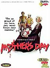 Charles Kaufmans - MOTHERS DAY DVD Directors Cut  PLAYS PERFECT - Troma DVD