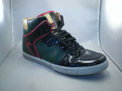 Supra Vaider Skateboarding or Casual Shoes Sneakers GGRB Men size 13