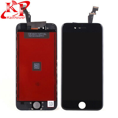 New OEM Quality iPhone 6 Black Replacement Display LCD Touch Screen Digitizer
