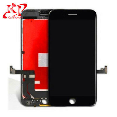 New iPhone 7 4-7 Black LCD Display Touch Screen Digitizer Assembly Replacement
