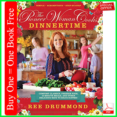The Pioneer Woman Cooks by Ree Drummond E-Book