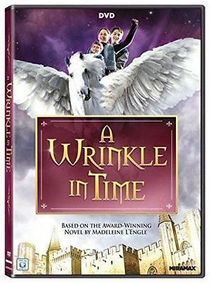 A Wrinkle In Time DVD Movie - NEW™