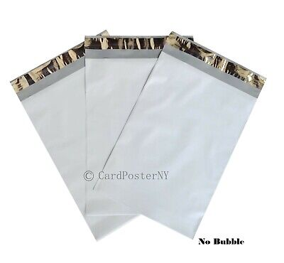 100 14-5x19 Poly Mailers Envelopes Shipping Bags FREE EXPEDITED SHIPPING