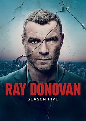 Ray Donovan The Fifth Season 5 DVD Set NEW Ships First Class US Seller