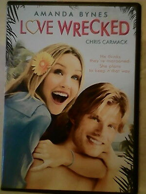 Love Wrecked DVD 2007 Amanda Bynes Pre Owned