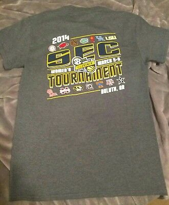 SEC Tournament t shirt