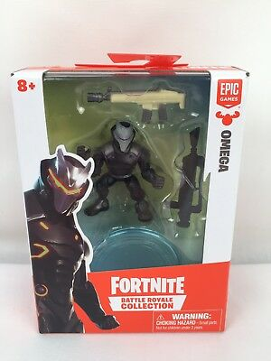 Fortnite Battle Royale Collection - Omega Figure Moose Toys Brand New