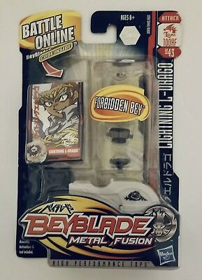 Beyblade Metal Fusion collectibles