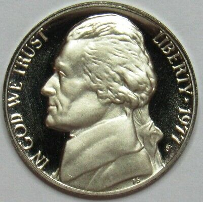1977 S Proof Jefferson Nickel