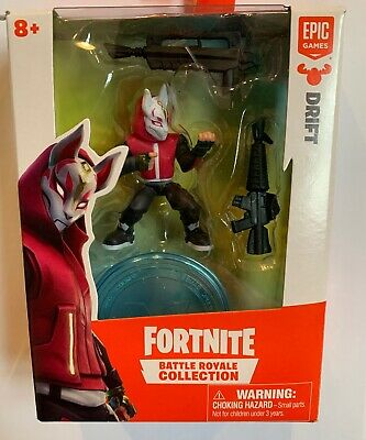 Fortnite Battle Royale Collection DRIFT 013 Solo Pack Mini Figure Epic Games
