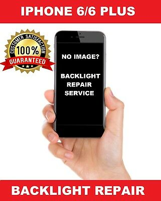 Repair Service For Iphone 66s6 plus6s plus No Backlight No Display