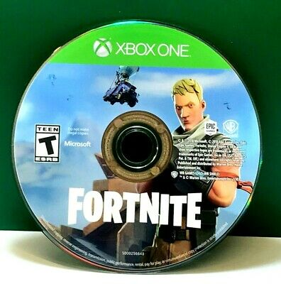 Fortnite Deep Freeze Xbox One 2018  Disc Only  17857