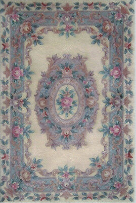112 Scale Dollhouse Area Rug 0001344 - approximately 5 x 7-12