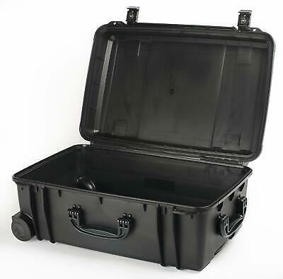 Seahorse SE920 Waterproof Hard Sided Locking Travel Case Without Foam Black