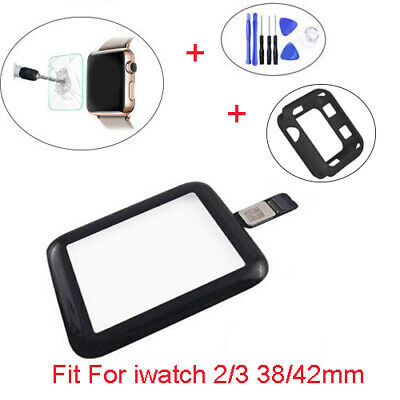 Front Touch Screen Digitizer Glass For  Apple Watch iWatch Series 23 38mm 42mm