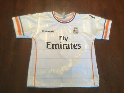 Real Madrid Football Club Soccer Jersey Infant Toddler Kids SZ 2T