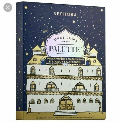 SEPHORA COLLECTION Once Upon A Palette Limited Edition Eye shadow Palette - New