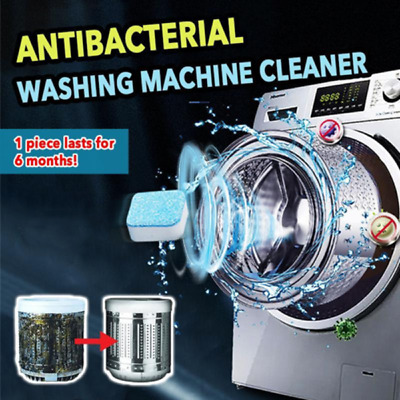 Antibacterial Washing Machine Cleaner 10pcs