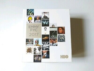 HBO FYC EMMY 2017 DVD BoxSet Westworld Ballers Big Little Lies Insecure Veep NEW