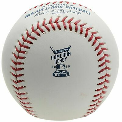 Rawlings 2019 All Star Home Run Derby Game MLB Game Baseball Indians Boxed