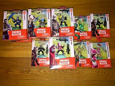 Fortnite Battle Royale Collection 2 inch figures Epic Pick Your Own  Skull Troo