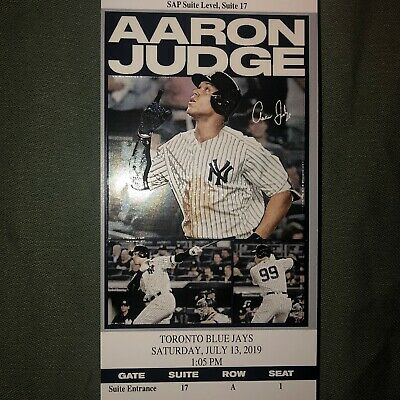 NY Yankee LUXURY SUITE TICKETS July 13th