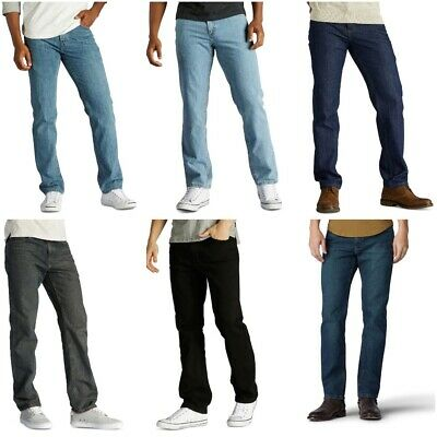 Mens Urban Pipeline Regular Fit Straight Leg Jeans 100 Cotton Jeans Pick yours