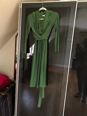 Issa Dress 12 Kate middleton Engagement Dress In sao Paulo Green BNWT