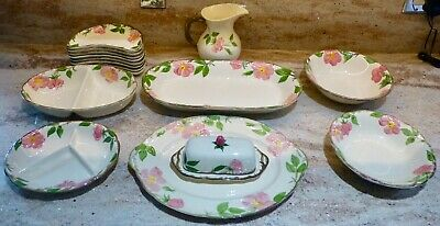 FRANCISCAN - DESERT ROSE - PICK THE ITEMS YOU WANT - SERVING PIECES