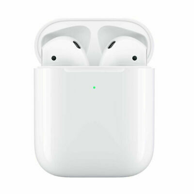 Earhub AirPods 2nd Generation with Wireless Charging Case Bluetooth Earphones