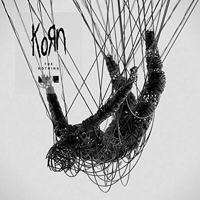 KORN CD - THE NOTHING EXPLICIT2019 - NEW UNOPENED - ROCK METAL