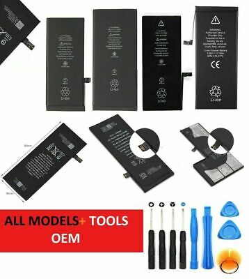 Replacement Internal Battery For iPhone 4 4S 5 5C 5S 6 6S 7 8 Plus Tools Kit