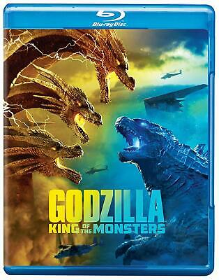 Godzilla King of the Monster Blu-ray Only Please read