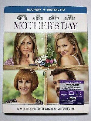 Mothers Day Blu-Ray DVD New In Packaging Jennifer Aniston Kate Hudson